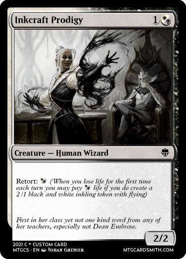 Inkcraft Prodigy
