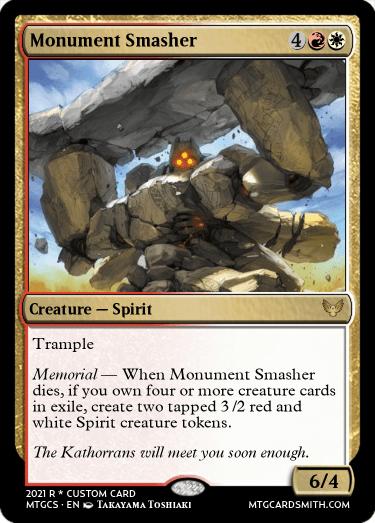 Monument Smasher
