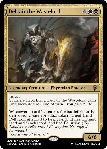 Delcair the Wastelord