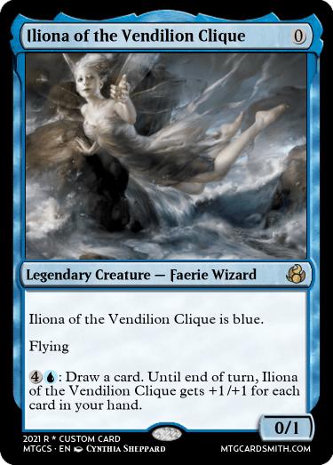 Iliona of the Vendilion Clique