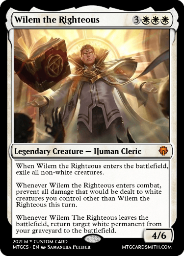 Wilem the Righteous