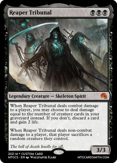 Reaper Tribunal
