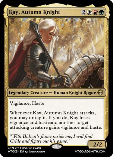 Kay Autumn Knight
