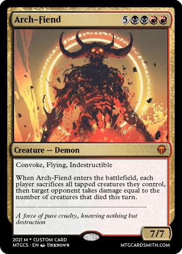 Arch-Fiend