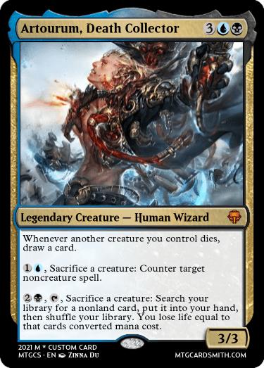 Artourum Death Collector