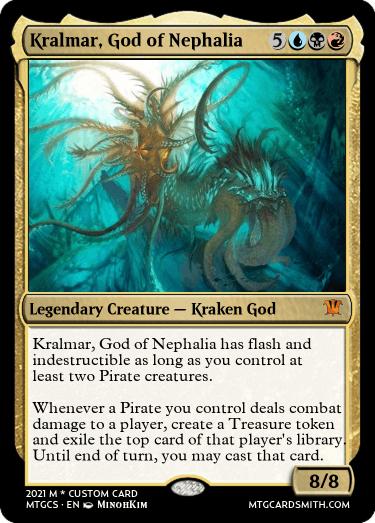 Kralmar God of Nephalia