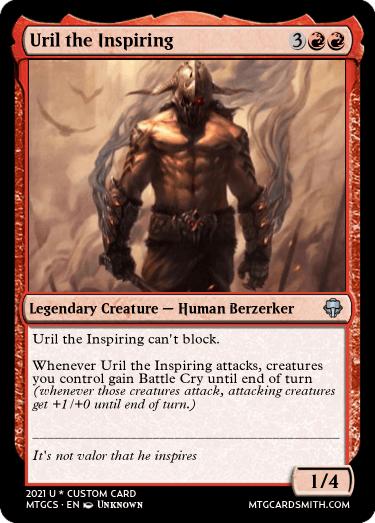Uril the Inspiring