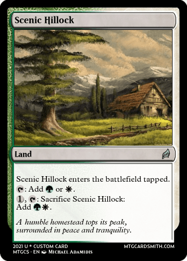 Scenic Hillock