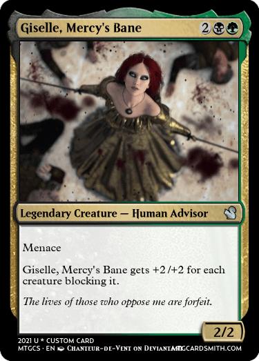 Giselle Mercys Bane