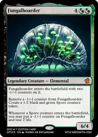 Fungalhoarder