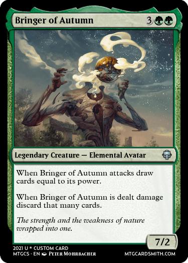 Bringer of Autumn