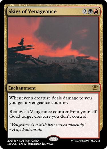 Skies of Venageance