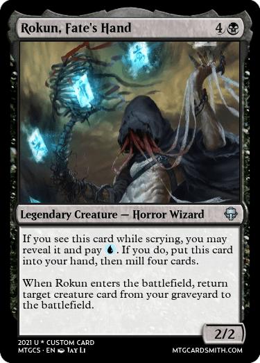 Rokun Fates Hand
