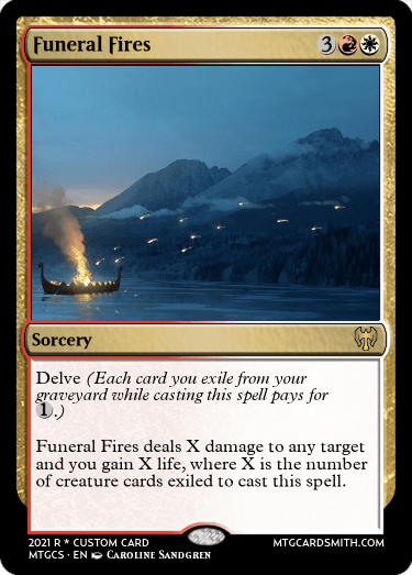 Funeral Fires