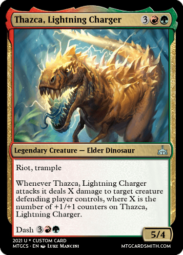 Thazca Lightning Charger