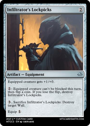Infiltrators Lockpicks
