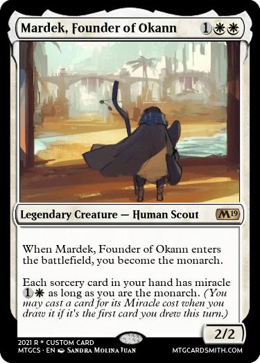 Mardek Founder of Okann
