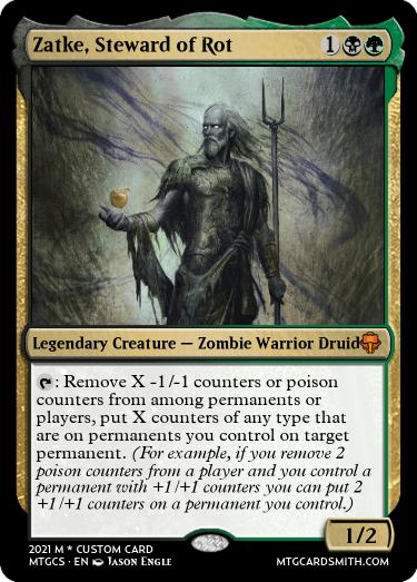 Zatke Steward of Rot