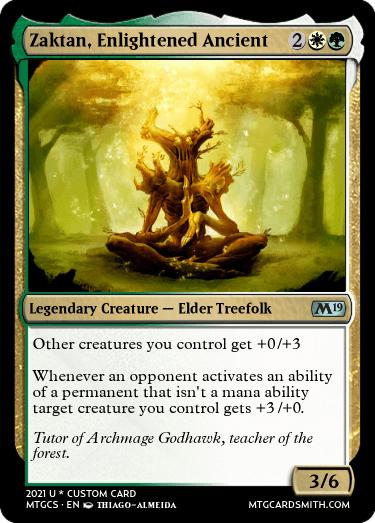 Zaktan Enlightened Ancient
