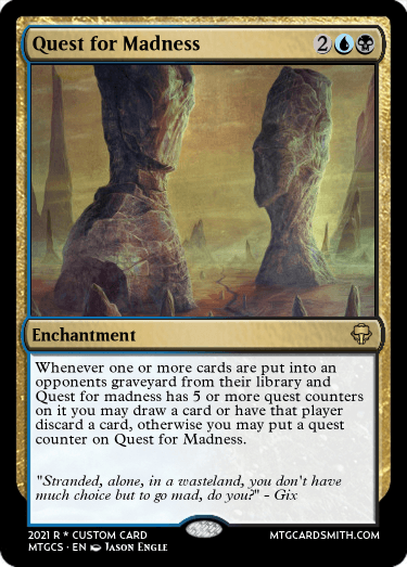 Quest for Madness