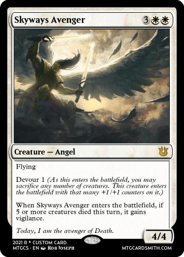 Skyways Avenger