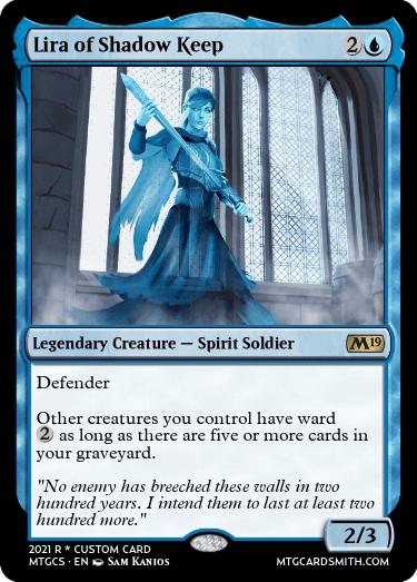 Lira of Shadow Keep