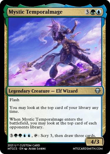 Mystic Temporalmage
