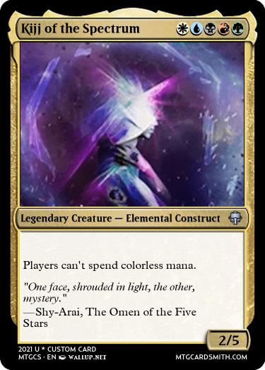 Kijj of the Spectrum