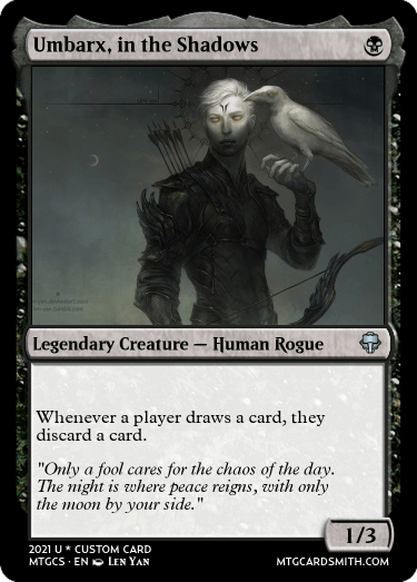 Umbarx in the Shadows