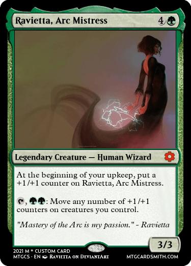 Ravietta Arc Mistress