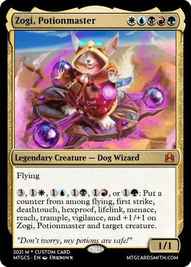 Zogi Potionmaster