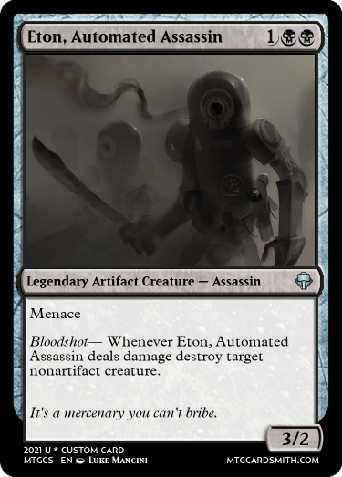 Eton Automated Assassin