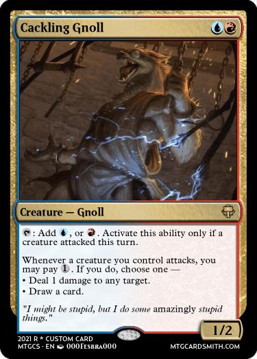 Cackling Gnoll