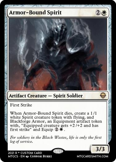 Armor-Bound Spirit