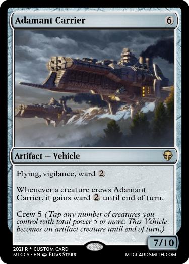Adamant Carrier