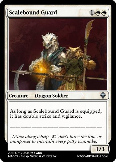 Scalebound Guard
