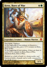 Kren, Born of War