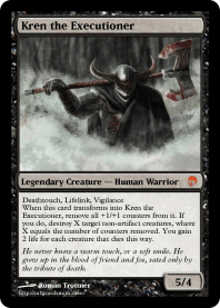 Kren the Executioner
