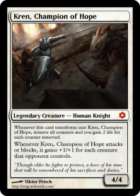 Kren, Champion of Hope
