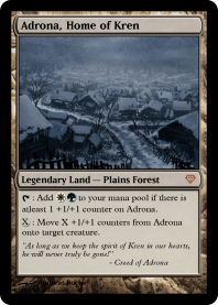 Adrona, Home of Kren