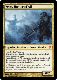 Kren, Hunter of All