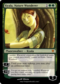 Kyala, Nature Wonderer