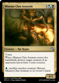 Miasma Clan Assassin