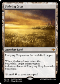 Undying Crop