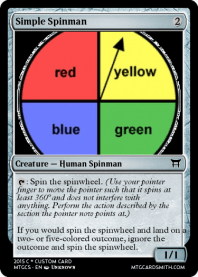 Simple Spinman