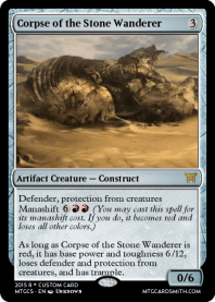 Corpse of the Stone Wanderer