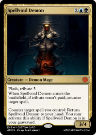 Spellvoid Demon
