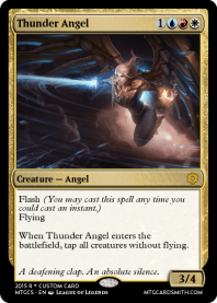 Thunder Angel
