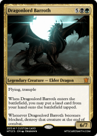 Dragonlord Barroth
