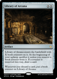 Library of Arcana